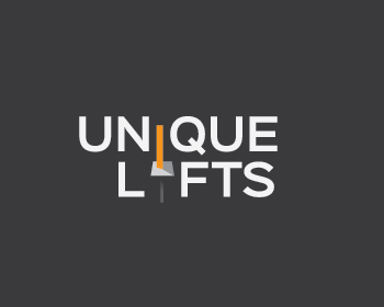 Unique Lifts  or  Uniq Lifts logo design