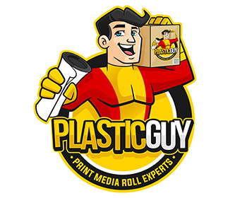 Plastic Guy LLC logo design