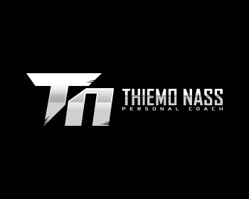 Logo design for Thiemo Nass - Personal Coach