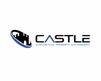 Logo design for Castle Intellectual Property Management