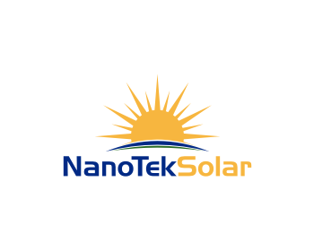 Logo design for NanotekSolar, LLC