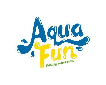 Logo design for AquaFun