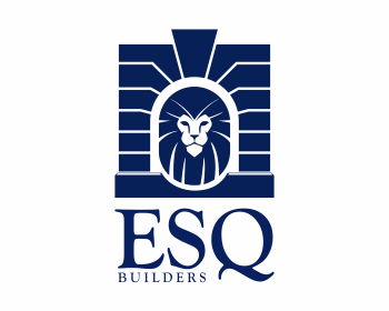 Real Estate logos (ESQ Builders)