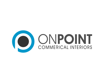 On Point Commerical Interiors logo design