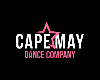 Cape May Dance Company logo design