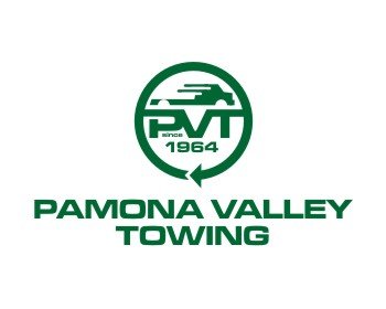 Logo Pamona Valley Towing
