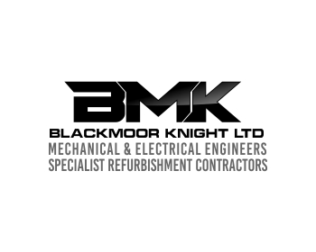 Blackmoor Knight Ltd logo design