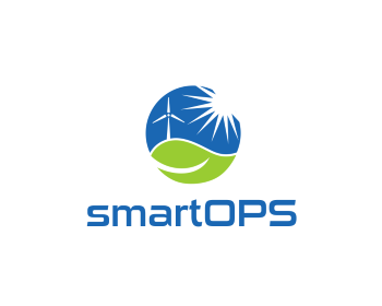 Logo design for smartOPS