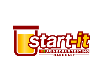 START-IT logo design