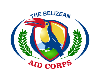 Non-Profit logo design for The Belizean Aid Corps