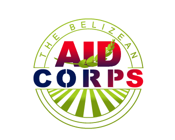 The Belizean Aid Corps logo design