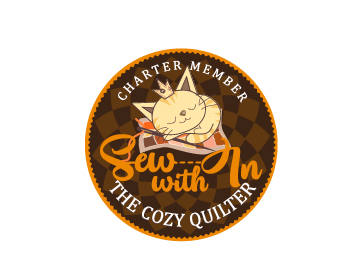 The Cozy Quilter logo design