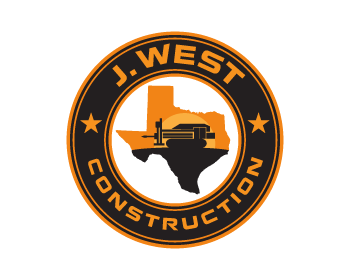 Logo per J West Construction