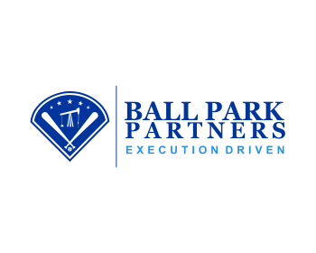 Ball Park Partners logo design