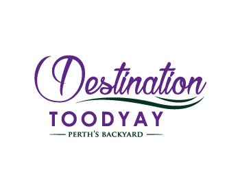 Destination Toodyay logo design