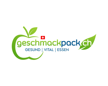 Logo design for geschmackpack.ch