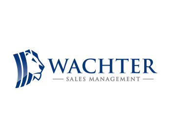 Logo design for Wachter