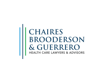 Logo design for Chaires, Brooderson & Guerrero