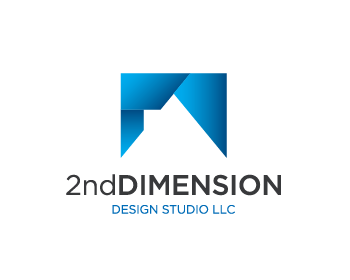 2nd Dimension Design Studio LLC logo design