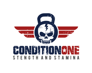 Logo design for Condition One Strength and Conditioning