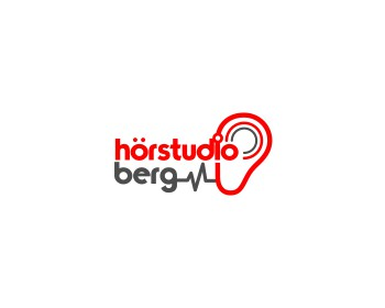 Logo design for Hörstudio Berg