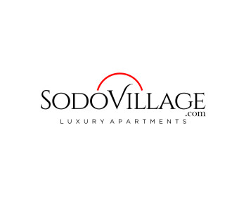 SodoVillage.com logo design