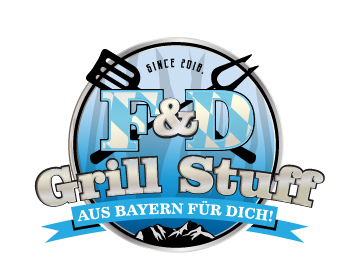 Logo design for F&D Grill Stuff