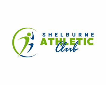 Shelburne Athletic Club logo design