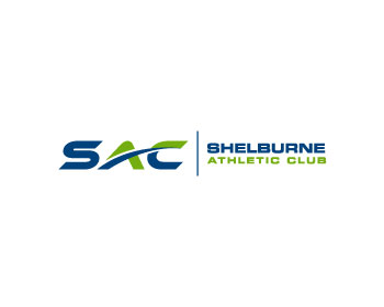 Logo design for Shelburne Athletic Club