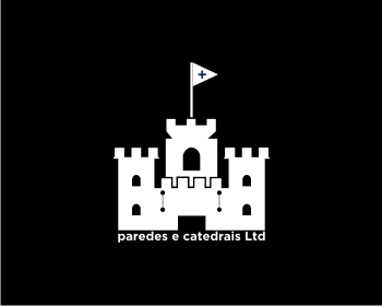 paredes e catedrais Ltd. logo design