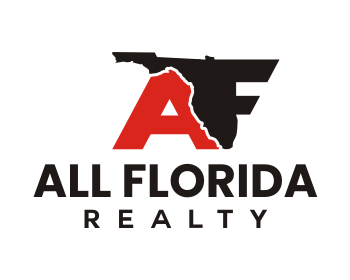 All Florida Realty logo design