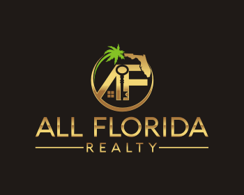Logo design for All Florida Realty
