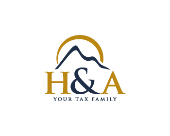 H&A logo design