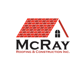 Roofing Construction Logos http://www.logoarena.com/logo-contests/mcray-roofing-construction-inc-n913/32