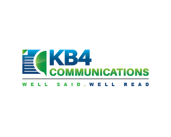 Logo design for KB4 Communications