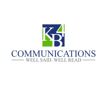 KB4 Communications logo design