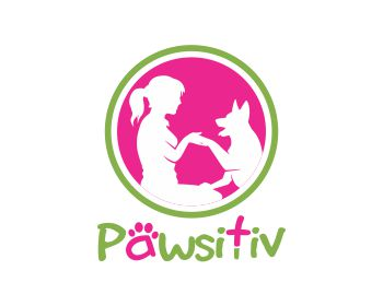 Education logo design for Pawsitiv