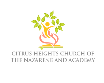 Citrus Heights Church of the Nazarene and Academy logo design