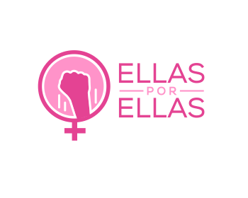 Logo design for Ellas por ellas