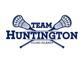 Team Huntington logo design