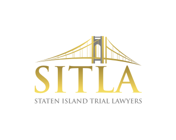 Logo design for Staten Island Trial Lawyers - SITLA