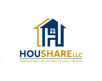 Houshare LLC logo design