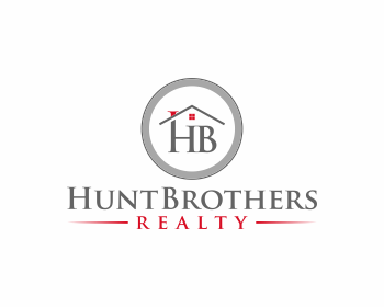 Logo design for Hunt Brothers Realty