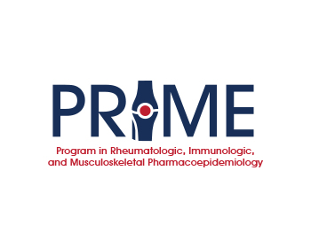 Logo per Program in Rheumatologic, Immunologic, and Musculoskeletal Pharmacoepidemiology [PRIME]
