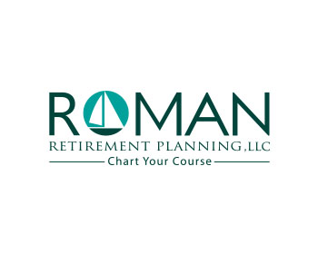 Roman Retirement Planning, LLC logo design