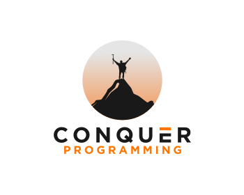 Logo design for Conquer Programming