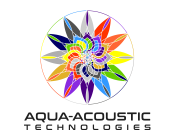 Technology logo design for Aqua-Acoustic Technologies