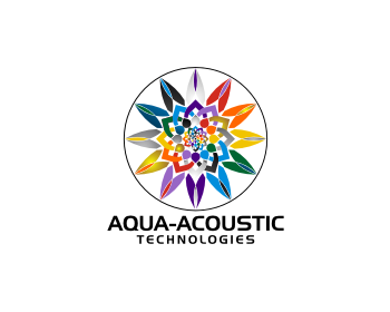 Logo design for Aqua-Acoustic Technologies