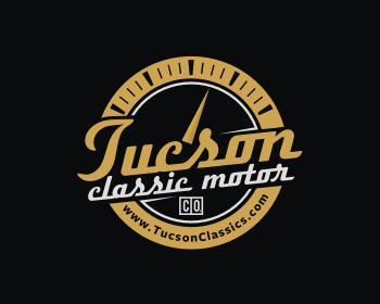 Logo design for Tucson Classic Motor Co.