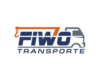 Logo design for FiWo-Transporte